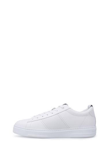 Emporio Armani  Ayakkabı Erkek Ayakkabı X4X287 Xm318 A222 Beyaz
